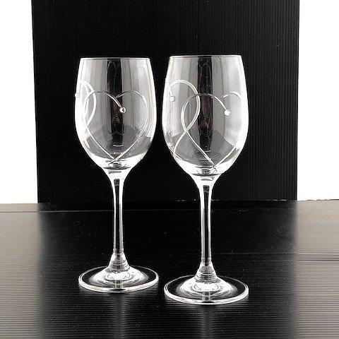 【お譲りします】ワイングラス×2 未使用品