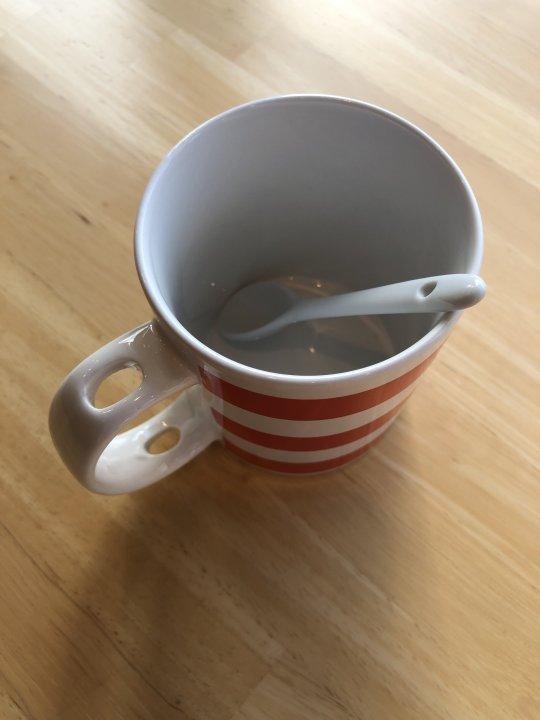 【お譲りします】マグカップ